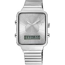 Reloj Tous digital I-Bear de acero
