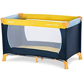 Hauck Dream N Play Travel Cot 120 X 60 Cm From Birth To