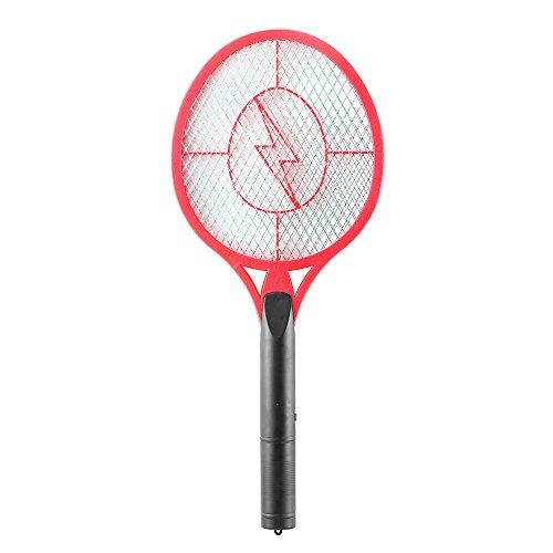 Caza moscas eléctrico