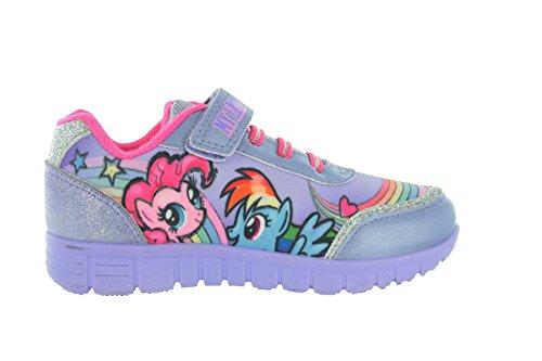quality design 017e8 0d75f I miei pattini di pony scarpe lilla (EU 25)