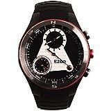 LISABOBO @ EZON h603a11 profesión al aire libre de escalada deportiva digitales multifuncionales relojes con brújula barómetro altitud