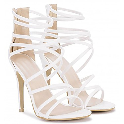 shoe-closet-womens-white-faux-leather-strappy-sandals-stilettos-ankle-strap-high-heels-shoes-uk5-eur
