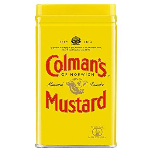 Colmans Ursprüngliche Englisch Mustard Powder 57g -