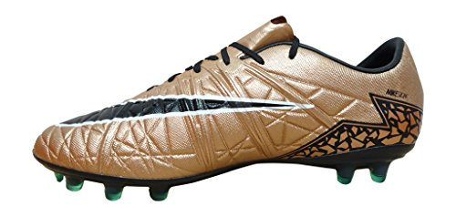 Nike, Scarpe da calcio uomo Silver - Silber (Urbn Lilac/Blk-Brght Mng-White 580 39 EU Anthracite Varsity Red Black White 904
