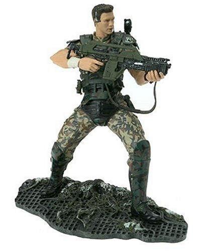 Image of Movie Maniacs Series 7 Colonial Marine Hicks Figure