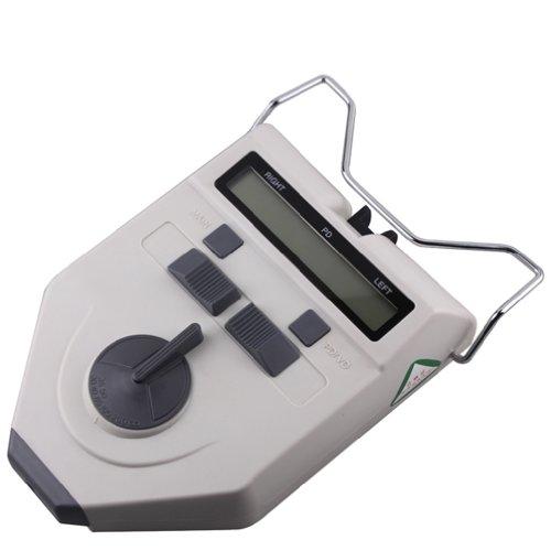 Sunwin Digitales PD-Messgerät, optisches PD-Messgerät, digitales Pupilometer, Zielentlastung, PD/VD, 0,66 kg -