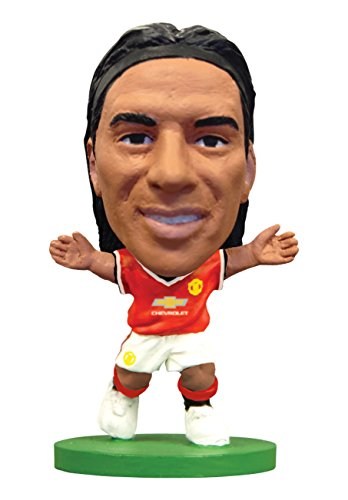 SoccerStarz Manchester United Radamel Falcao Home Kit