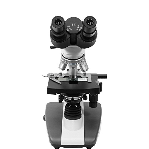Omegon Microscope BinoView, achromate, 1000x, LED