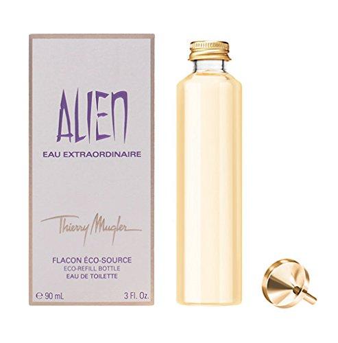 T. Mugler Alien Eau Extraordinaire EdT 90 ml Refill / Nachfüllflakon - Alien Refill