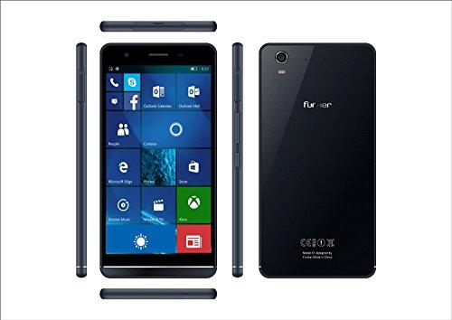 "Funker W5.5 Pro 4G 16GB Azul - Smartphone (14 cm (5.5""), 2 GB, 16 GB, 13 MP, Windows 10, Azul)"