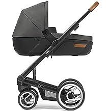 Mutsy Igo Kombikinderwagen Urban Nomad Black / Dark Grey inkl. Wanne und Sportsitz