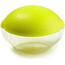 Snips - Contenitore salva limone in plastica chiara, giallo