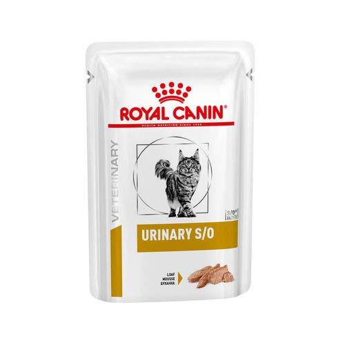 ROYAL CANIN Urinary S/O Katze Loaf (Paté) - 12x 85 g