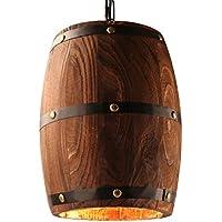 Amazon.fr : tonneau bois : Luminaires & Eclairage