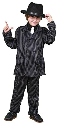 Imagen de disfraz de gánster 3 4 años