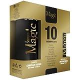 Tahe Magic Pack Pflege: Instant-Maske 125 ml und Shampoo 300 ml, Pack Regenerator für gebackene Haare