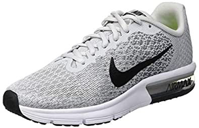 Nike Men's Air Max Sequent 2 (Gs) Trail Running Shoes