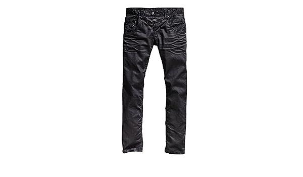 Couleur Timezone Droite D'homme Terne Jeans Coupe 4jq3ARLc5