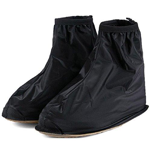 Housse Chaussures Réutilisables Imperméables pour Adultes Antipoussière Surchaussures