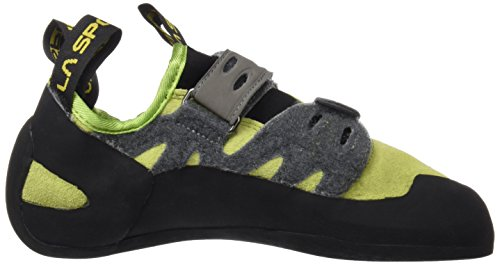 La Sportiva, Scarpe da arrampicata uomo (Kiwi/Grey)