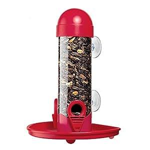 Mangeoire de Fenêtre pour Oiseaux 4626 de Perky-Pet