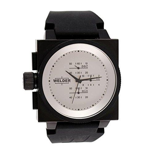 Coffret reloj Welder hombre K-26modelo Cronógrafo negra y blanca–5301/2005K26