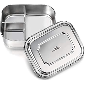 G.a HOMEFAVOR 1000ml Vesperdose Lunch Box Rostfreies