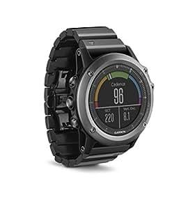 Garmin Fenix 3 Sapphire GPS Multisport Watch with Outdoor Navigation