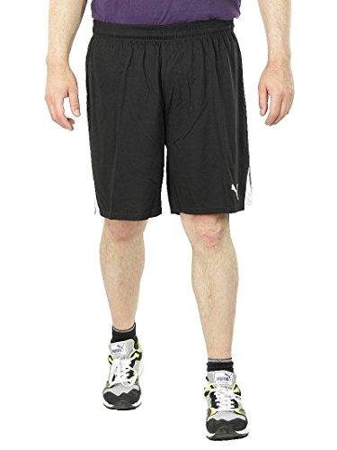 PUMA KC Team Ticino Short Fußball Traingsshorts Herren sporthose schwarz, Bekleidungsgröße:XL