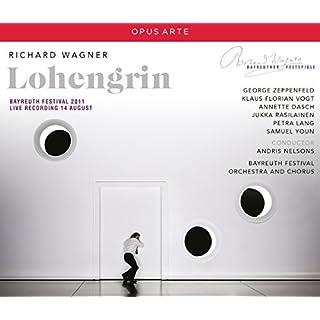 Richard Wagner: Lohengrin [Various; Andris Nelsons] [Opus Arte: OACD9034D]