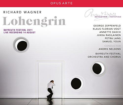 Wagner : Lohengrin. Zeppenfeld, Vogt, Dasch, Rasilainen, Lang, Youn, Nelsons.