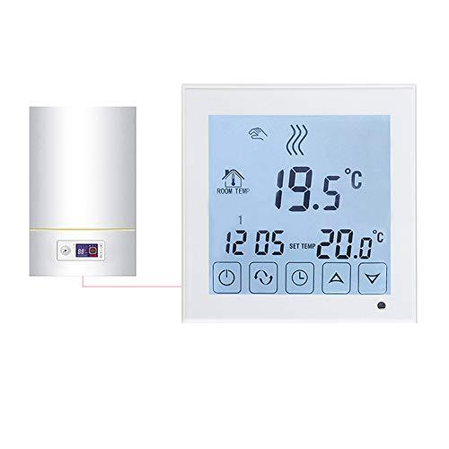 Beok - Thermostat d'ambiance numérique programmable...