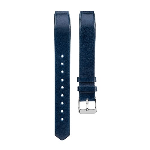 Pinhen Ersatz-Armband für Fitbit Alta/Alta HR Band, verstellbar, Zubehör, Ersatz-Sport-Armband aus elegantem Leder für Fitbit Alta und Alta HR, Unisex-Fitness-Armband