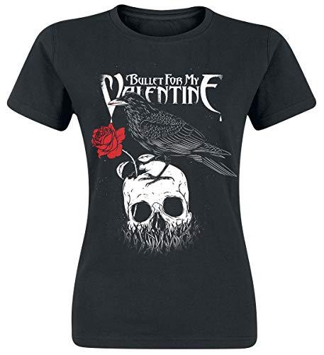 Bullet For My Valentine Raven T-Shirt schwarz M