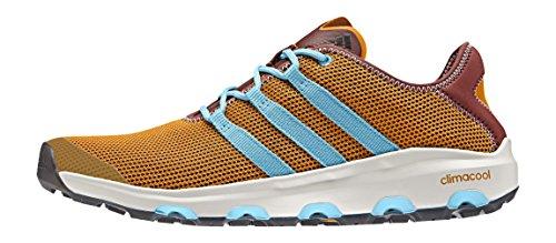 adidas - Climacool Voyager, Scarpe sportive Unisex – Adulto Arancione (Eqt Orange/Blue Glow/Chalk White)