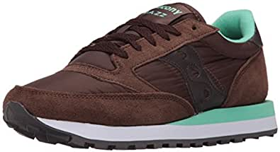 Saucony Jazz Original, Color: Brown, Size: 35.5 EU (5 US / 3 UK)
