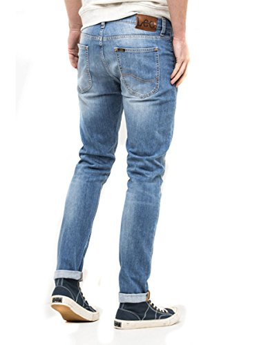 Lee Herren Tapered Fit Jeans Luke Jeans Chiaro