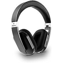 auna Elegance ANC Auriculares Estéreo • Micrófono manos libres • Bluetooth 4.0 -NFC • Cargador microUSB • Tecnología ANC • Orejeras insonorizados • Cancelación de ruido • Cascos flexibles y móviles • Conexión multiple • Alta calidad • Compatible smartphones