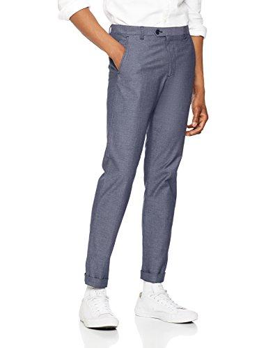 find-mens-cotton-design-pindot-fmt-2840-5-trousers-blue-navy-xxxx-large-manufacturer-size44