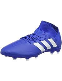 Adidas Nemeziz 18.3 FG J, Botas de fútbol para Niños