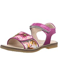 Andrea Morelli Flower Sandal, Baby-Girls' Baby Walking Shoes - ukpricecomparsion.eu
