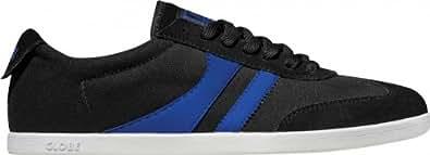 Globe Skate Shoes Spire Black/Oxide Blue, schuhgrösse:39