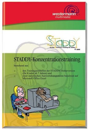 Staddy - Konzentrationstraining Therapeutenversi
