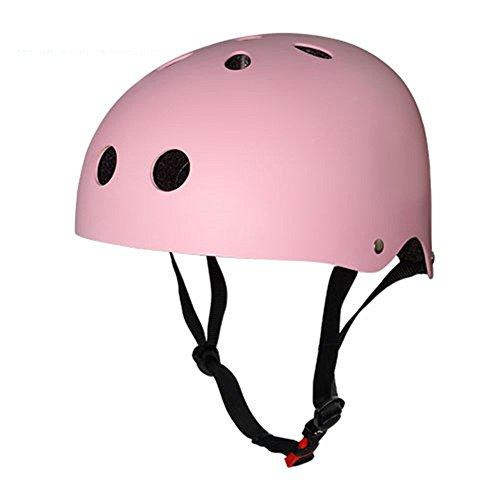Kinder Skateboarder Helm SKL Fahrradhelm Integralhelm Rollerhelm für Radfahrer Skateboard Scooter Bike Sicherheit Helm