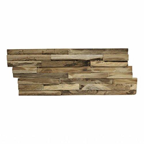 Holzverblender 3D Wood Panel Rough BN-kein FSC !