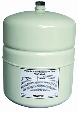 Watts DET-12 4.5 G Potable Water Expansion Tank for 50-Gallon Water Heaters by Watts