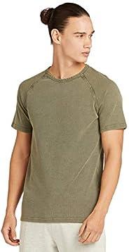 Iconic Men's 2300367 WASHED PIQUE Cotton T-Shirt, G