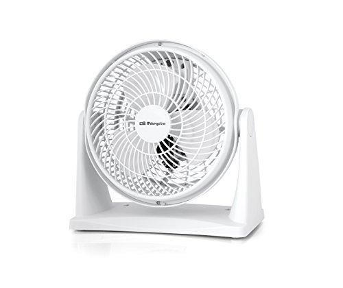 Orbegozo BF 0128 - Ventilador Box Fan 2 en 1, sobremesa/suelo y...
