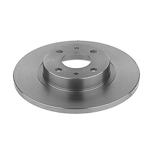 Preisvergleich Produktbild febi bilstein 10618 Bremsscheibensatz (vorne,  2 Bremsscheiben),  Lochzahl 4