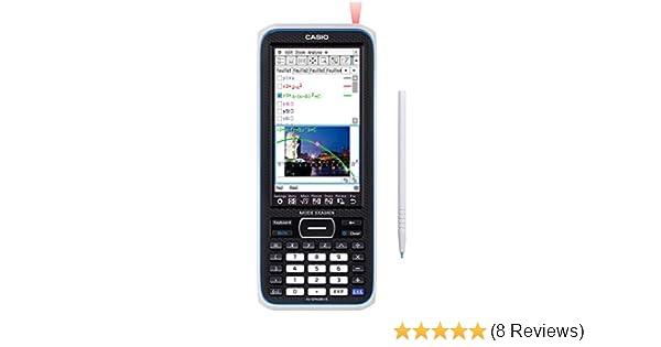 Casio FX CP 400 Taschenrechner Grafikrechner Lern-CD und Garantie
